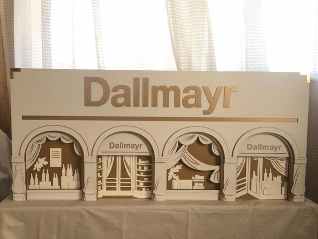 Dallmayr イベントVPオブジェ