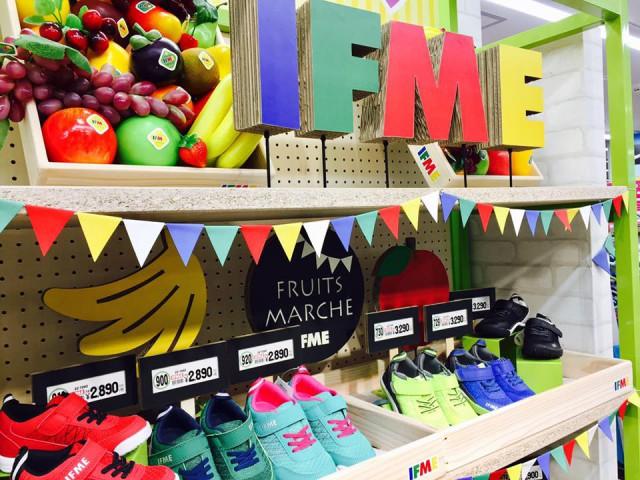 IFME Display in Tachikawa & Fukui